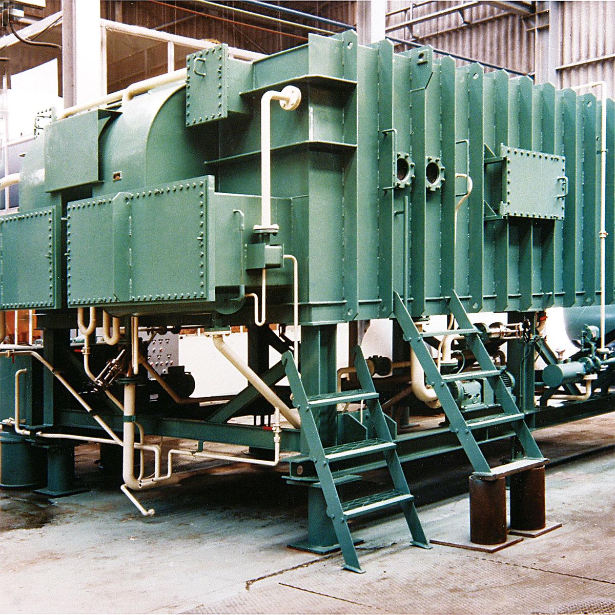 desalting-steam-system