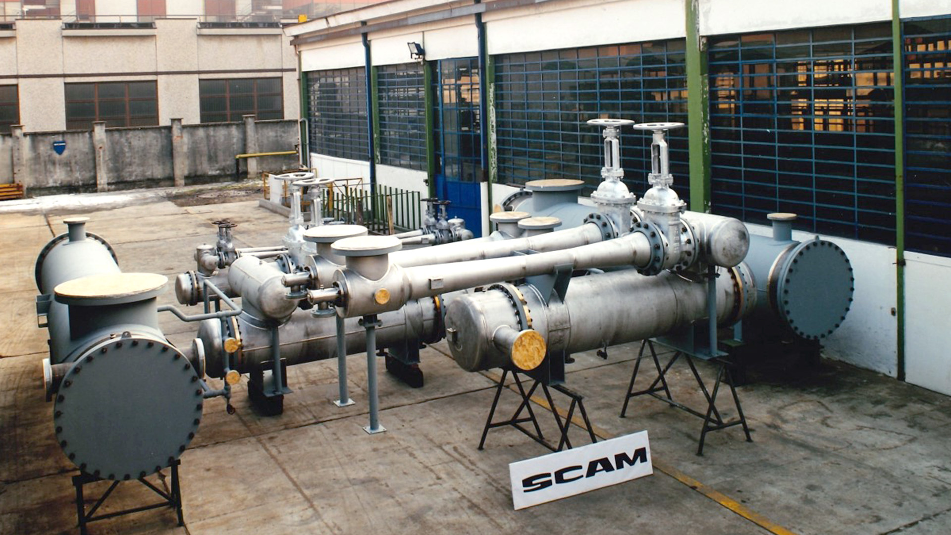 Ejectors 01 by SCAM Technology