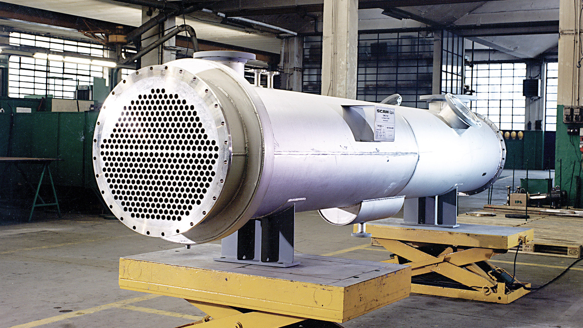 Heat Exchangers 01 by SCAM Technology