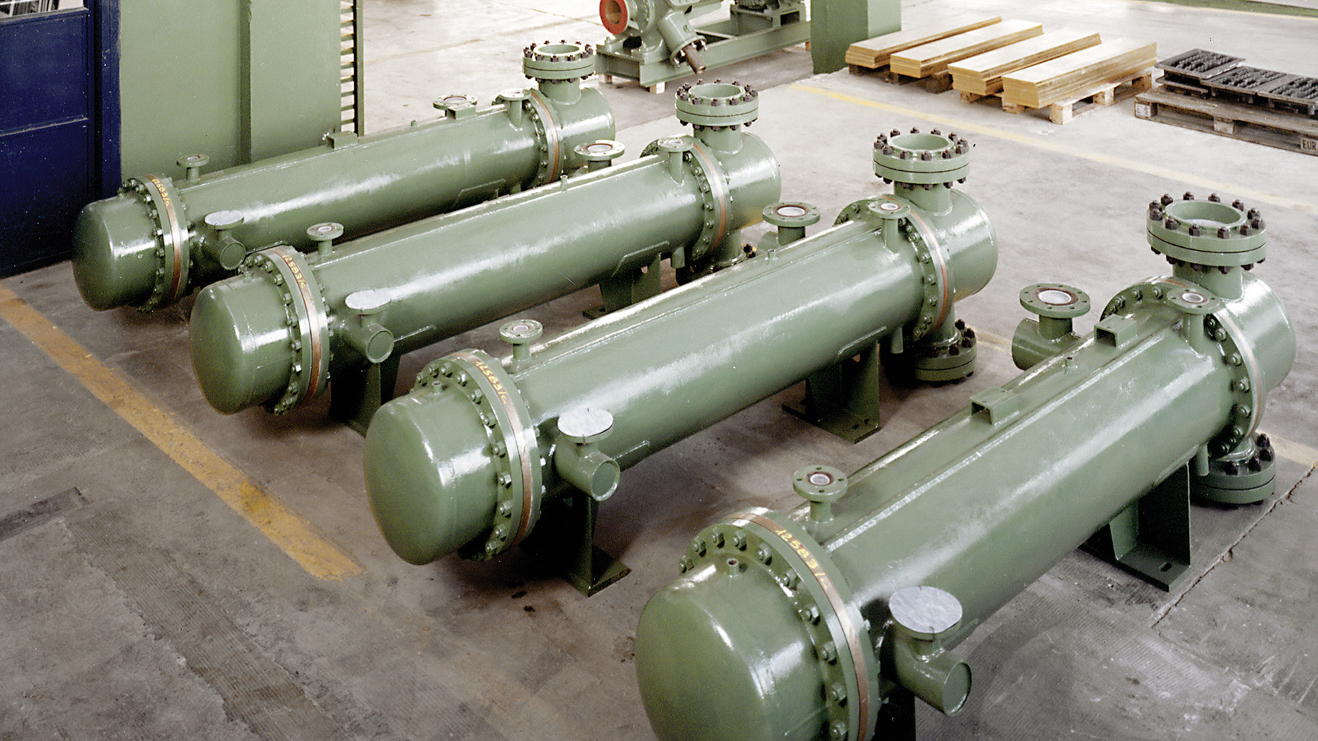Heat Exchangers 02 by SCAM Technology
