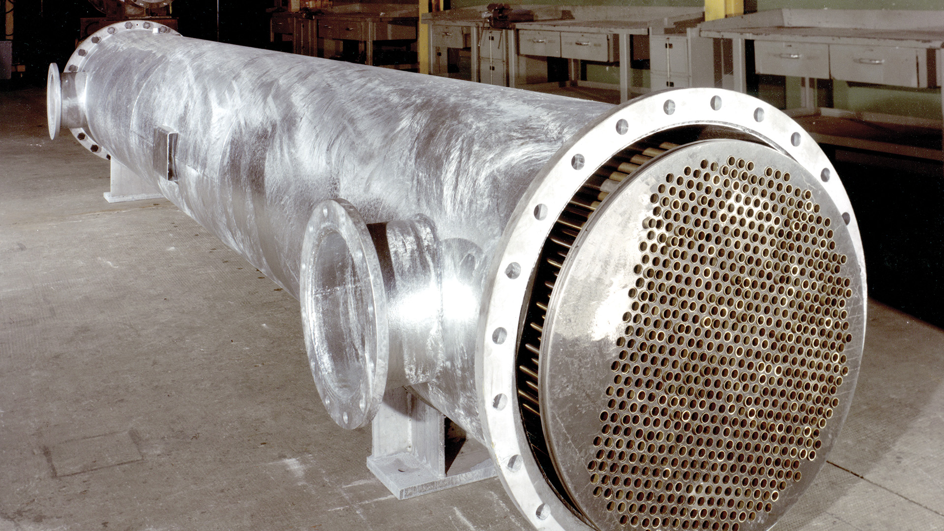 Heat Exchangers 06 by SCAM Technology