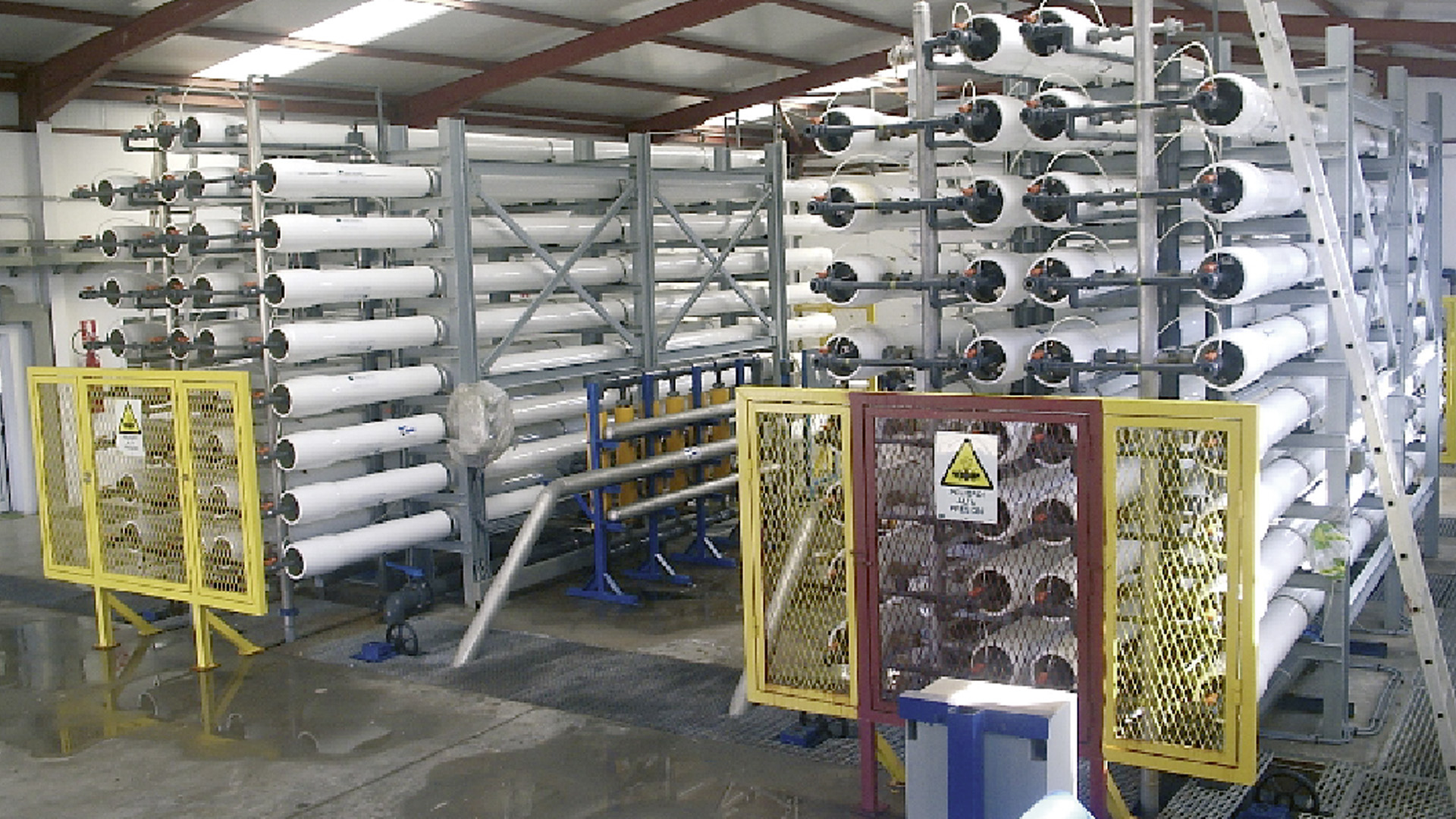 Reverse Osmosis System 03 by SCAM Technology