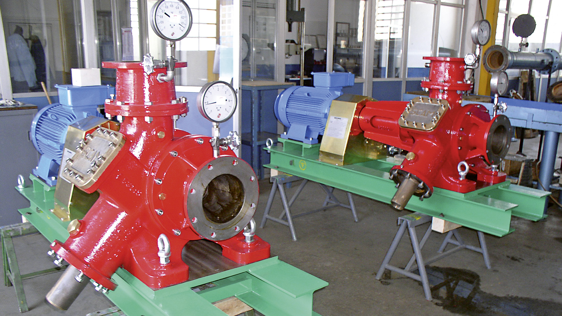 Vacuum Pumps 01 by SCAM Technology