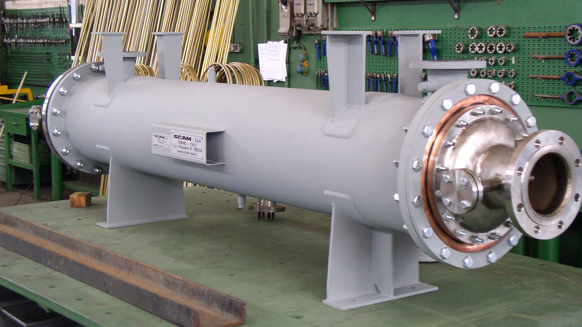 Heat Exchangers 07 by SCAM Technology
