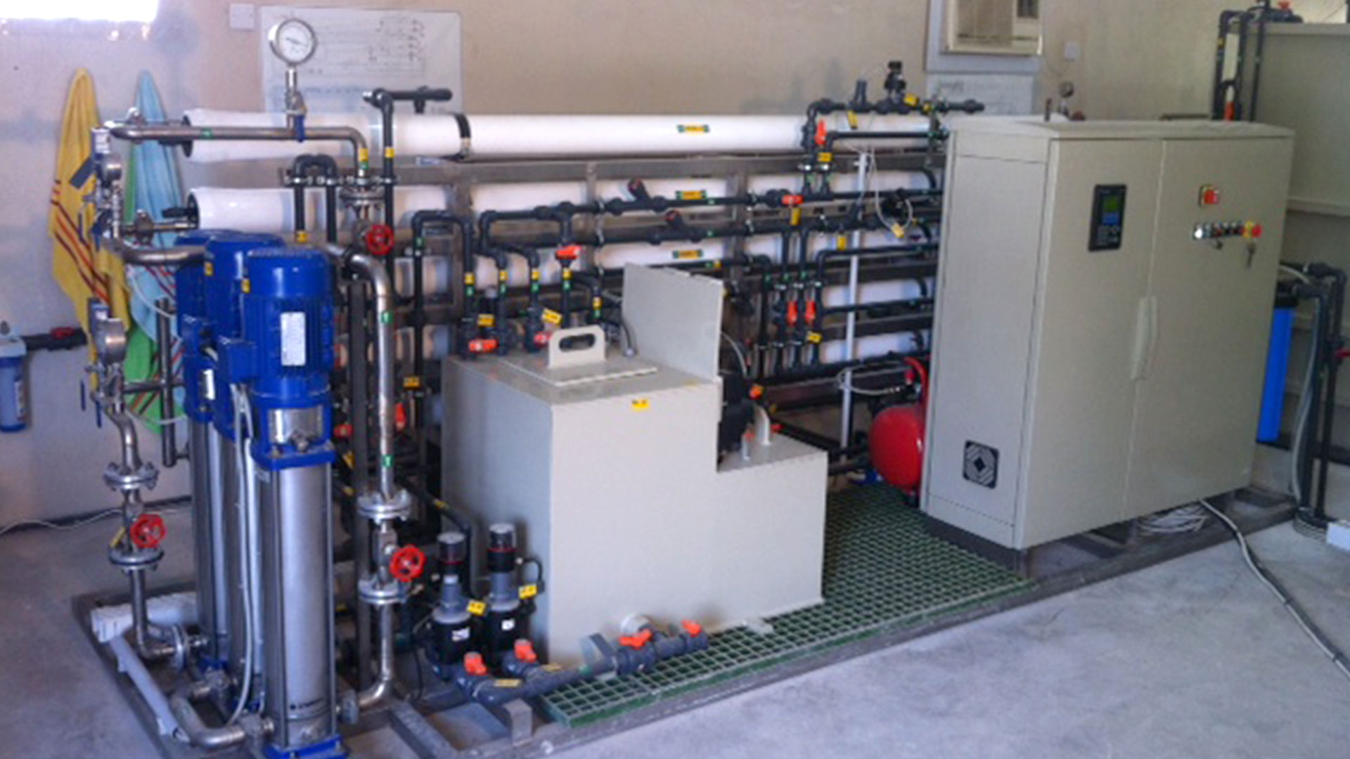 Reverse Osmosis System 06 by SCAM Technology