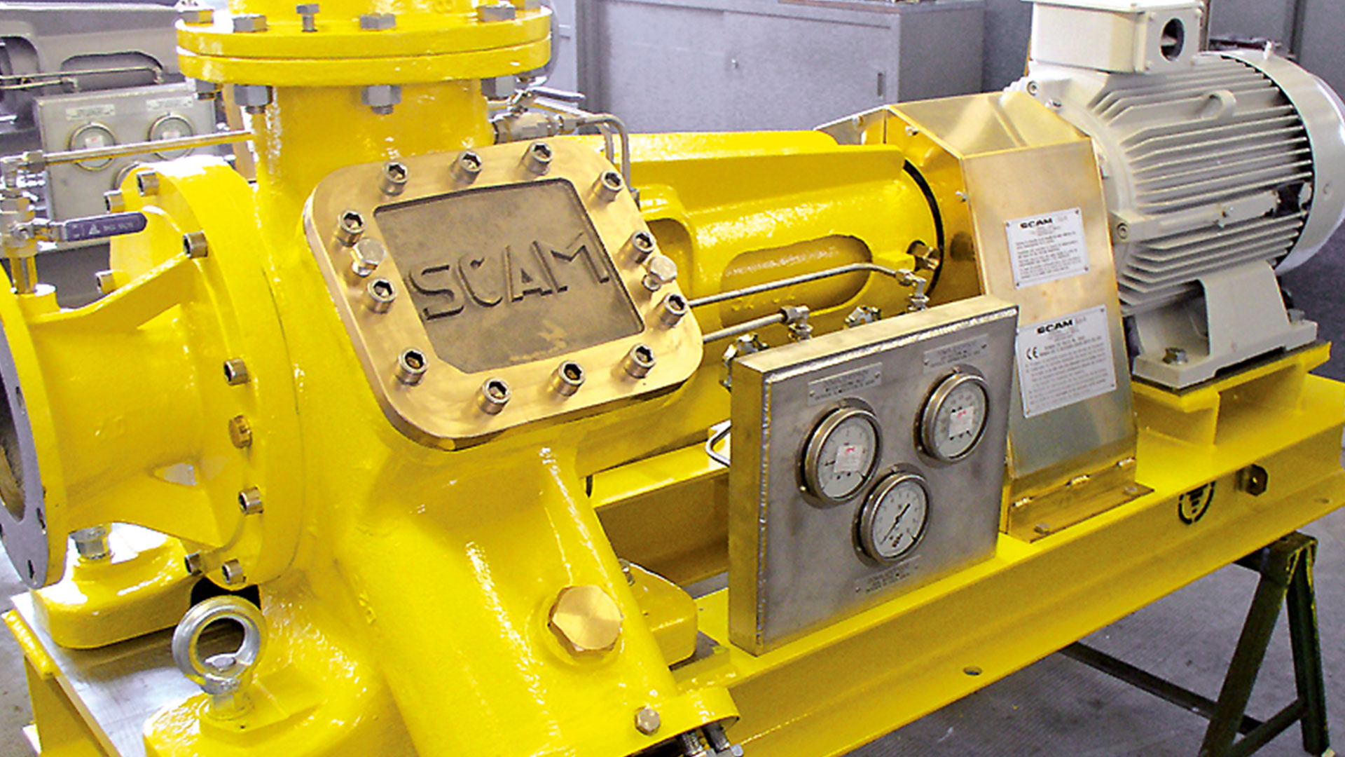 Vacuum Pumps 09 by SCAM Technology